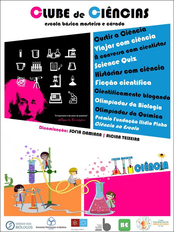 Cartaz_Clube_Ciências